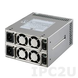 ZIPPY MRG-5700V4V DC Input 700W ATX Industrial Power Supply Mini Redundant, RoHS w/cable B00MRG070V002