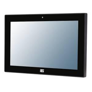 "AFL3-W10A-BT-J1/PC/2G 10.1"" 300cd/m2 fanless panel PC front bezel IP64 with Intel Celeron J1900 2.0GHz, projected capacitive touch screen, 2GB DDR3L RAM, 2xGbit LAN, 2xCOM, 4xUSB, mSATA, Wi-Fi, Audio, power supply 9-30V DC"