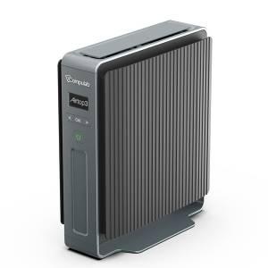 "Airtop3-C4900-FM0 Compulab AirTop 3 Embedded PC, Celeron G4900, FM0 FACE Module, up to 64GB DDR4 RAM, 2x NVMe M.2 Slots, 4x2.5"" HDD Bays, 2x DP, HDMI, 2xLAN, 6xUSB 3.1, 3xRS232, PCE Express x16 for graphics card (Geforce or Quadro), 17V...24V Redundant DC-In"