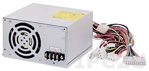 ACE-828C-RS +24V DC Input 250W ATX Industrial Power Supply, RoHS