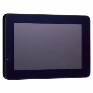 "(M)PPC-080T-BT-01 8"" WVGA 16:9 Marine Panel PC, Projected capacitiveTouch Screen, Intel Atom E3845 1.91GHz, 4GB DDR3L RAM, Mini DisplayPort, 4xLAN, 1xRS-232/422/485, 1xUSB 2.0, 1xUSB 3.0, 128GB M.2, IP65 front, -20...+70C, 24VDC-in"