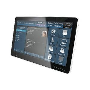 "HID-2132-i3 21,5"" TFT Slim Design Multi-touch Medical Panel PC, projected capacitive touch, Intel Core i3-6100U, 8GB DDR4 RAM, 1x2.5"" Drive Bay, 2xCOM, 6xUSB 2.0, 2xLAN, 1xFull size mini PCIe slot,TPM, medical power adapter 19V"