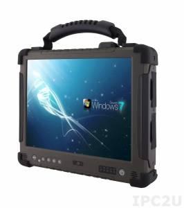 """R10IH8M-RTT2GP Rugged Tablet IP65 10.4"""", LCD TFT 1024x768, CPU Intel Core i5 - 5250U 2.2 GHz, Resistive T/S, 1x4GB DDR3L, 64GB mSATA MLC SSD, 2xUSB 3.0, Wi-Fi 802.11 f/b/g/n, GPS, BT, external power adapter 100-240V AC, Windows 10 IoT"""