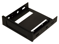 """XWC-410030507220-RS 5.25"""" to 3.5"""" FDD or HDD Drive Bay, SECC steel 1mm stamped, 148 x 170 x 45 mm"""