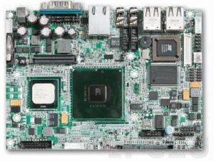 """PEB-2739I-1100 3.5"""" Embedded Intel Atom Z510PT 1.1GHz CPU Card with LVDS/SDVO, GbE, CFII, 4xUSB, SATA, RoHS, wide temperature -40...80"""