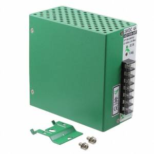 AD1100-24F 100W/4A DIN-Rail 24VDC power supply with universal 100~240VAC / 120~370VDC input