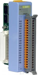 I-8060 6 Channels Relay Output Module, Parallel Bus