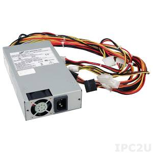 ACE-A225A AC Input 250W ATX 1U Industrial Power Supply with ERP, RoHS