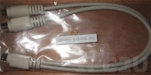 32000-078400-RS KeyPad / MousePad PS/ Cable, 5V, PVC