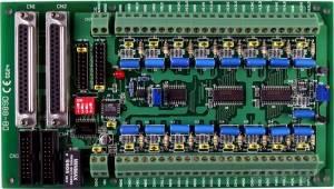 DB-889D Multiplexer, 16 Analog Channels, CJC