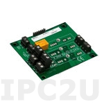 8BP02-2 2 Channels Backpanel for 8B Modules, no CJC, up to 50V