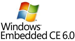 ECWCF-281B-945GSE-CE060 Windows CE 6.0 OS image, For ECW-281B-ATOM, 128MB CF card