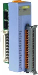 I-8052 Isolated Differential Digital Input Module, Parallel Bus