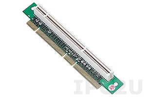 GHP-R0103 1xPCI-X Slot Riser Card, 64bit 3.3V, for 1U Rackmount Chassis