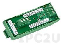SCM7BP01-DIN 1 Channel Backpanel for SCM7B Modules, DIN Rail Mounting
