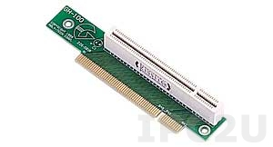 GHP-100 1xPCI Slot Riser Card for 1U Chassis
