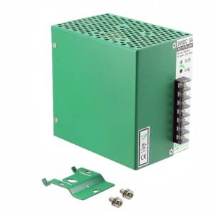 AD1120-24F 120W/5A DIN-Rail 24VDC power supply with universal 100~240VAC / 120~370 VDC input
