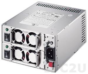 ZIPPY MRT-6320P Mini Redundant AC Input PS/2 320+320W ATX Power Supply, ATX12V, with PFC, RoHS