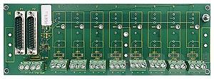 SCM7BP08 8 Channels Backpanel for SCM7B Modules