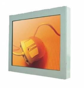 "R17L500-CHM1WT 17"" TFT LCD Monitor, VGA Input, VESA Mounting, IP65, stainless steel"