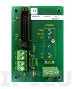 SCM7BXEV 1 Channel Backpanel for SCM7B Modules