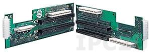 PCI-6SD-RS 2U 1xPICMG, 3xISA, 2xPCI Slots ATX Butterfly Backplane, RoHS