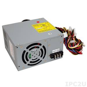 ACE-925C-RS +24V DC Input 250W AT Industrial Power Supply, RoHS
