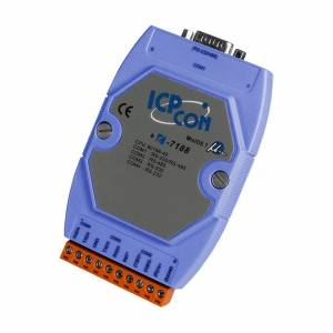 I-7188/DOS/512 PC-compatible 40MHz Industrial Controller, 512kb Flash, 256kb SRAM, 2xRS232, 1xRS485, 1xRS232/485, ROM DOS, Cable CA-0910x1