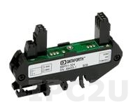 8BP01-324 Single Channel DIN Backpanel, 24V Power with CJC