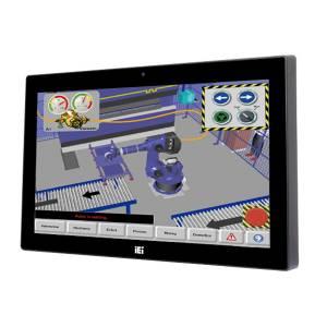 "AFL3-W15C-ULT3-C/PC/4G 15.6"" 300 cd/m2 panel PC with Intel Celeron-3955U 2.00GHz, projected capacitive touch screen, 1x4GB DDR4 RAM, 1x2.5"" SATA Drive Bay, M.2, 2xGbit LAN, 2xCOM, 4xUSB 3.0, HDMI, Wi-Fi, Audio, camera 2M, power supply 9-30V DC"