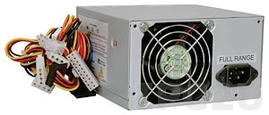 ACE-4840APM-RS AC Input 400W ATX Medical Power Supply with PFC, RoHS