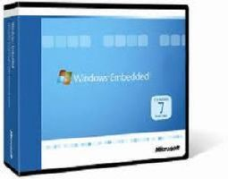 WES7E-001-RS License Label MICROSOFT WINDOWS Embedded Standard 7 WES7E