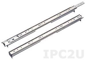 """GHA-SL26 26"""" Rackmount Slide Rails for 19"""" Chassis, max. depth 31"""""""