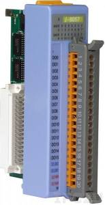 I-8057 16 Channels Isolated Digital Output Module, Parallel Bus