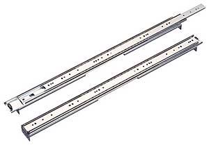 """GHA-SL24-1U 24"""" 1U Slide Rail for 19"""" Chassis"""