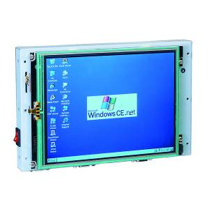 "LCD-AU084-V3-U-SET 8.4"" TFT LCD Panel (Brightness 150nit), 800x600 SVGA,LVDS Converter, LCD Cable, Touchscreen, w/o Inverter"
