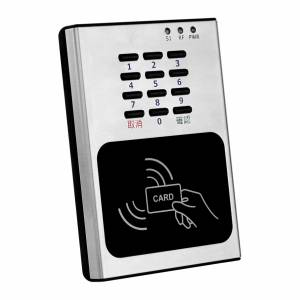 ACS-11P-MF Access Control Reader with Proximity Card and Keypad, 2xDI, 2x relay output, PoE IEEE 802.3af