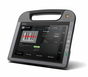"Getac-RX10-Basic (RF1OYCD5DXX ) -Rugged Tablet PC 10.1"" FHD (1920x1200) 800 nits SLR-Display/Multi-touch TS /Intel Core M-5Y10C /HD Webcam /4GB RAM/128GB SSD/Bridge battery /Wireless LAN ac / Bluetooth /TPM 2.0 / 8 MP AF Camera/ Win 10 Professional 64bit"