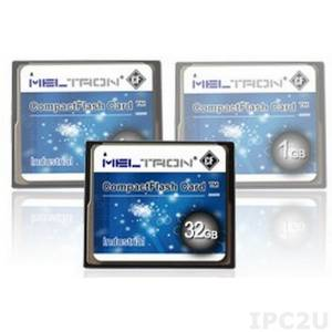 65PH001GBC-RU Industrial CompactFlash Disk 1 GB, operating temperature 0..70 C